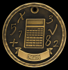 3D Math Medal 3-D Series Medal Awards