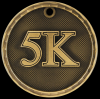 3D 5K Medal 3-D Series Medal Awards