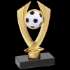 Falcon Soccer Trophy Figure on a Base Trophies