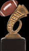 Headline Football Resin Headline Resin Trophy Awards