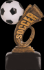 Headline Soccer Resin Headline Resin Trophy Awards