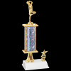 Jazz/Tap Dance Trophy Single Column Trophies