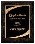 Marble Finish Plaque Award Achievement Awards