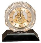 Crystal Clock Award Achievement Awards