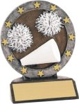 All-Star Resin Trophy -Cheerleading All Star Resin Trophies