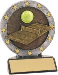 Tennis - All-star Resin Trophy All Star Resin Trophies