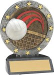 Volleyball - All-star Resin Trophy All Star Resin Trophies