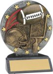 Football - All-star Resin Trophy All Star Resin Trophies