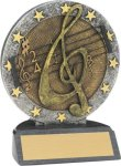 Music - All-star Resin Trophy All Star Resin Trophies