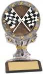 Racing - All-star Resin Trophy Car/Automobile Trophy Awards