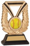 Softball DuraResin Trophy DuraResin Trophy Awards