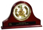 Grand Piano Mantel Clock Employee Awards