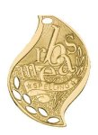 Flame Academic Medal -Spelling  Flame Medals