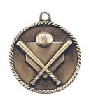 High Relief Baseball Medal High Relief Medallion Awards