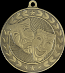 Illusion Drama Medals Illusion Medal Awards