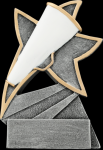 Cheer Jazz Star Resin Jazz Star Resin Trophy Awards