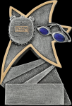 Swimming Jazz Star Resin Jazz Star Resin Trophy Awards