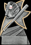 Baseball Jazz Star Resin Jazz Star Resin Trophy Awards
