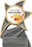 Insert Holder Jazz Star Resin Jazz Star Resin Trophy Awards
