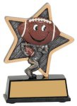 Football Little Pals Resin Trophy Little Pals Resin Trophy Awards