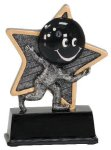 Bowling LittlePal Resin Trophy Little Pals Resin Trophy Awards