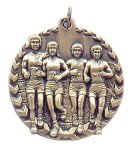 Millennium Cross Country Medal Millennium Medallion Awards