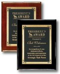 Square Corner Piano Finish Plaques Piano Finish Plaques