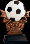 Ribbon Soccer Resin Ribbon Resin Trophy Awards