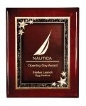 Rosewood Piano Finish Plaque Award Sales Awards