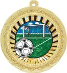 Sun Insert Holder Medal Soccer Trophy Awards