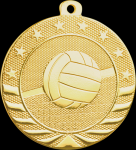 Starbrite Volleyball Medal Starbrite Medal Awards
