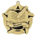 Writing Super Star Medal Super Star Medal Awards