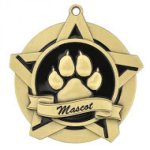 Mascot Super Star Medal  Super Star Medal Awards