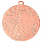Math Superstar Medal Super Star Medal Awards