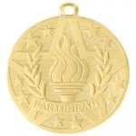 Participant Superstar Medal Super Star Medal Awards