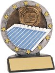 Swimming - All-star Resin Trophy Swimming Trophy Awards