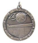 Shooting Star Volleyball Medal Track Trophy Awards