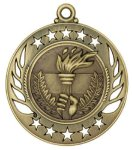 Torch Galaxy Medal Victory Trophy Awards