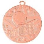 Volleyball Superstar Medal Volleyball Trophy Awards