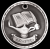 3D Lamp of Knowledge 3-D Series Medal Awards