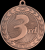 Illusion 1st, 2nd, 3rd Place Medals Illusion Medal Awards